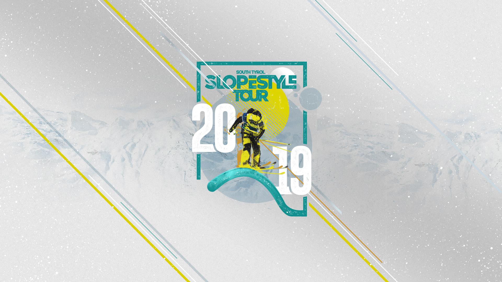 SOUTH TYROL</br>SLOPESTYLE TOUR